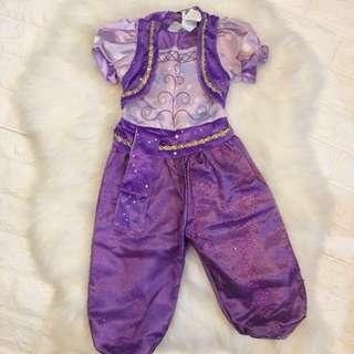 Toddler Princess Jasmine Costume