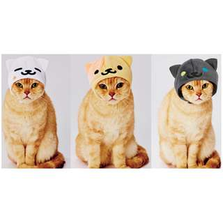 Cat Hat Toppers