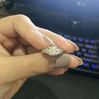 Yobel silver ring