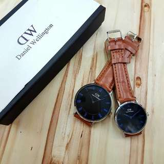 Dw couple watch promo