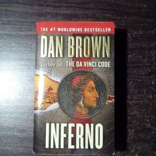 Inferno by Dan Brown (Paperback)