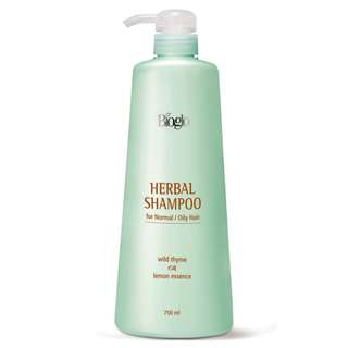 Herbal Shampoo – Normal Oily or Dry Damaged Hair 750ml (2 bottles)