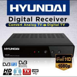 Digital Tv Receiver HBV 360
