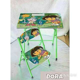 KID STUDY TABLE WITH CHAIR