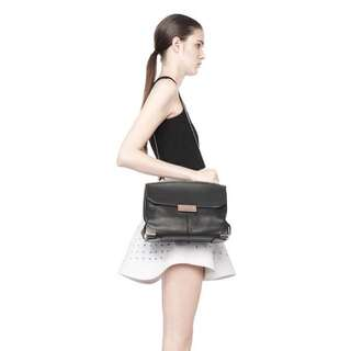 New Alexander Wang large marion satchel