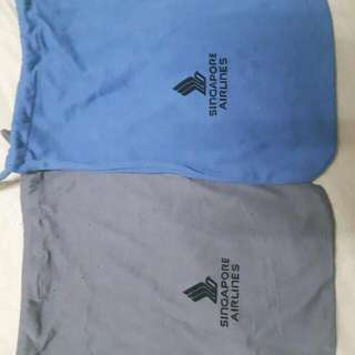 Singapore Airlines A4 SIZE COTTON DUST BAG