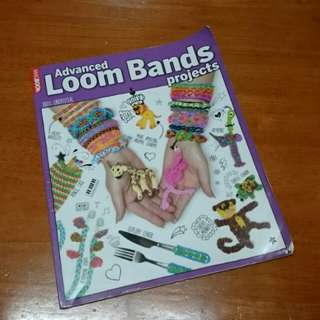 ADVANCED LOOM BANDS PROJECTS