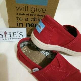 Toms Shoes Babies