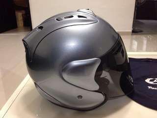 Helmet Arai Ram4 Sapphire silver(With bluetooth set)Size M
