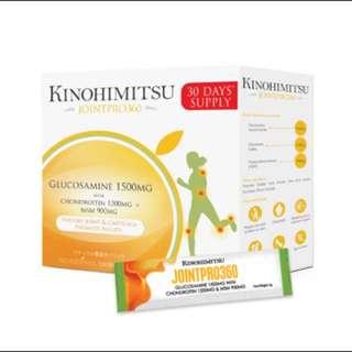 Kinohimitsu Jointpro 360 (Glucosamine)