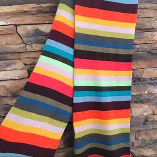 Paul smith scarf signature multicolour