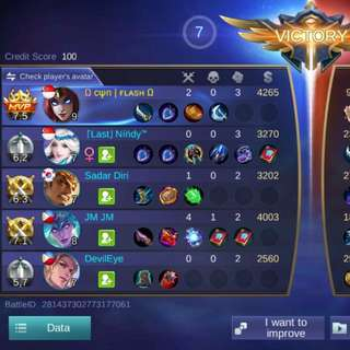 Looking for Some Mobile Legends Ranking partner