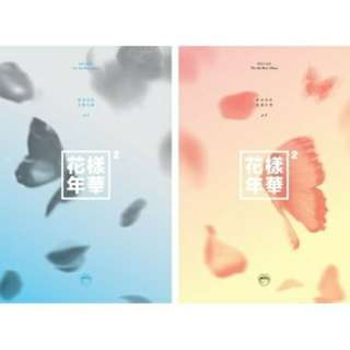 🚚 BTS 防彈少年團  花樣年華PT. 2迷你四輯  韓版