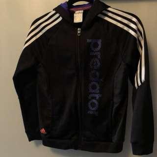 Adidas zip-up sweater