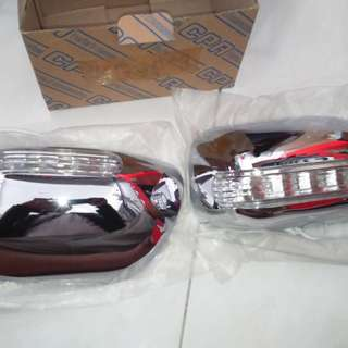 cover spion avanza lama/vvti