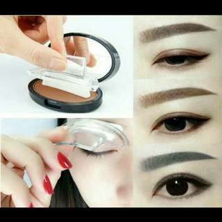 Shezi Eyebrow Stamp in light brown shade *new with box *pm if int