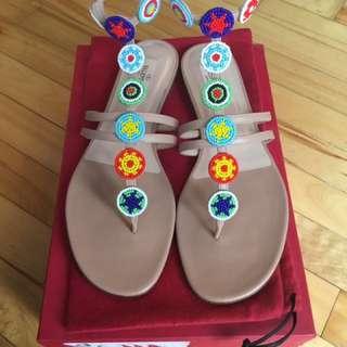 NIB Valentino Sandals Sz10
