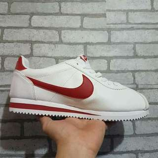 Nike Classic Cortez leather Red