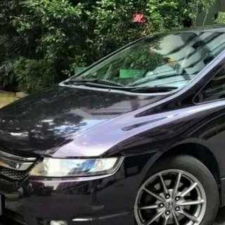 Honda Odyssey 2.4a full spec SG