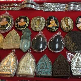 PRE-ORDER For Lp Jued Kamakan Edition Amulet - Temple Committee - Rare - Limited Edition - Thai Amulet - Thai Amulets