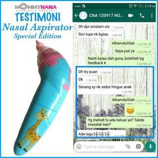 Nasal Aspirator - Penyedut hingus Automatic