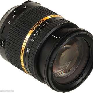 Tamron 17-50mm