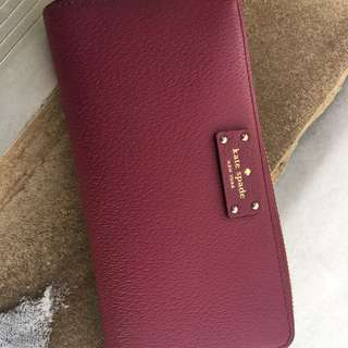 Limited addition  Kate Spade wallet