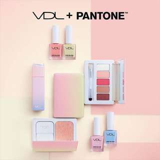 🚚 VDL+Pantone 指甲油
