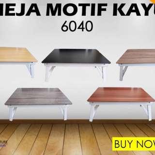 Meja Lipat Motif 6040 - Fold Table