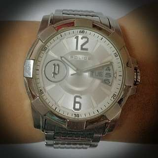 AUTHENTIC POLICE BRAND MAN WATCH