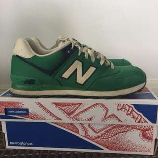 New Balance (worn once only!)