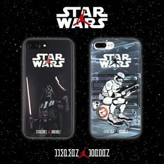 Star Wars x Jordan Crossover For iPhone 6/7/8/X