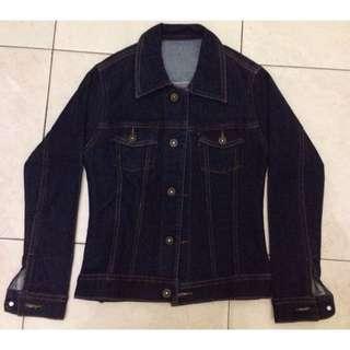 Jacket Jeans Navy