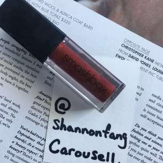 Smashbox always on liquid lipstick in miss conduct