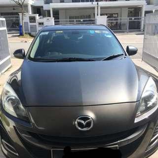 Mazda 3 Sports 2.0 2011 CBU