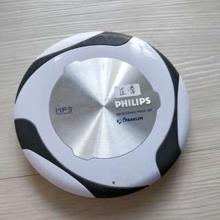 PHILIPS ESP5463 CD MP3 播放機