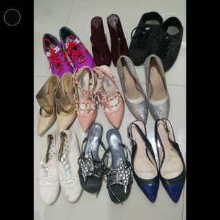 Sale spatu sandal branded