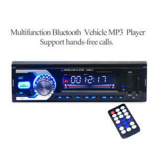 Bluetooth MP3 Player USB AUX Pandora Car Stereo USB FM Radio In Dash Receiver