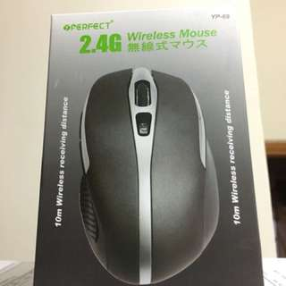 Wireless mouse 無線滑鼠