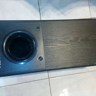 Active Subwoofer Made in Malaysia Autovolt