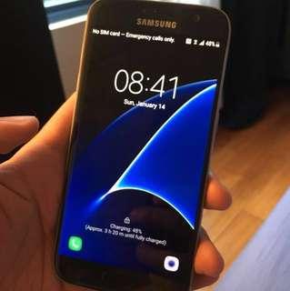 Samsung Galaxy S7 (Less than one year)