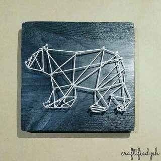 1/3 Geometric Series: Bear