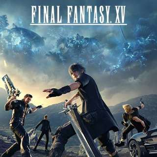 PS4 Final Fantasy XV R2