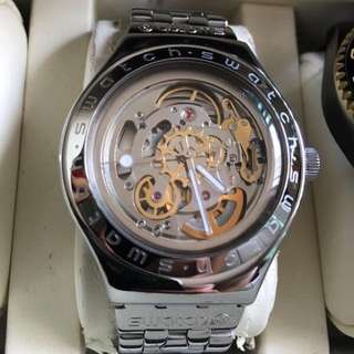 Swatch Automatic Skeleton