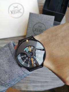 New Xeric Holograph