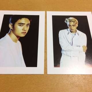 [SALE] EXO Cards