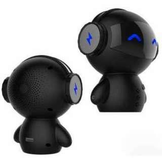 Speaker Bluetooth Portable + Power Bank Model Robot