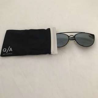 Quay Sunglasses Polarised