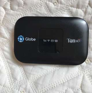4g pocketwifi Globe