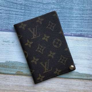 Louis Vuitton護照套